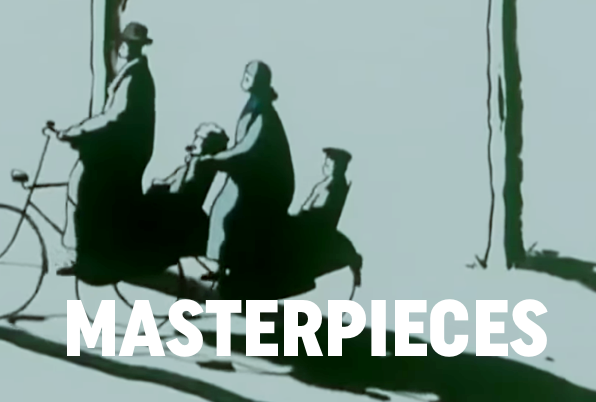 MASTERPIECES SELECTION / Reverences to all times talents